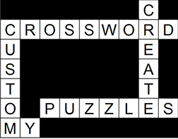 Free And Paid Versions Of Both Puzzles Are Available Make A Crossword